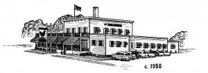 Bavarian Inn Restaurant 1950