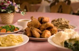 _Family Style Chicken Dinner